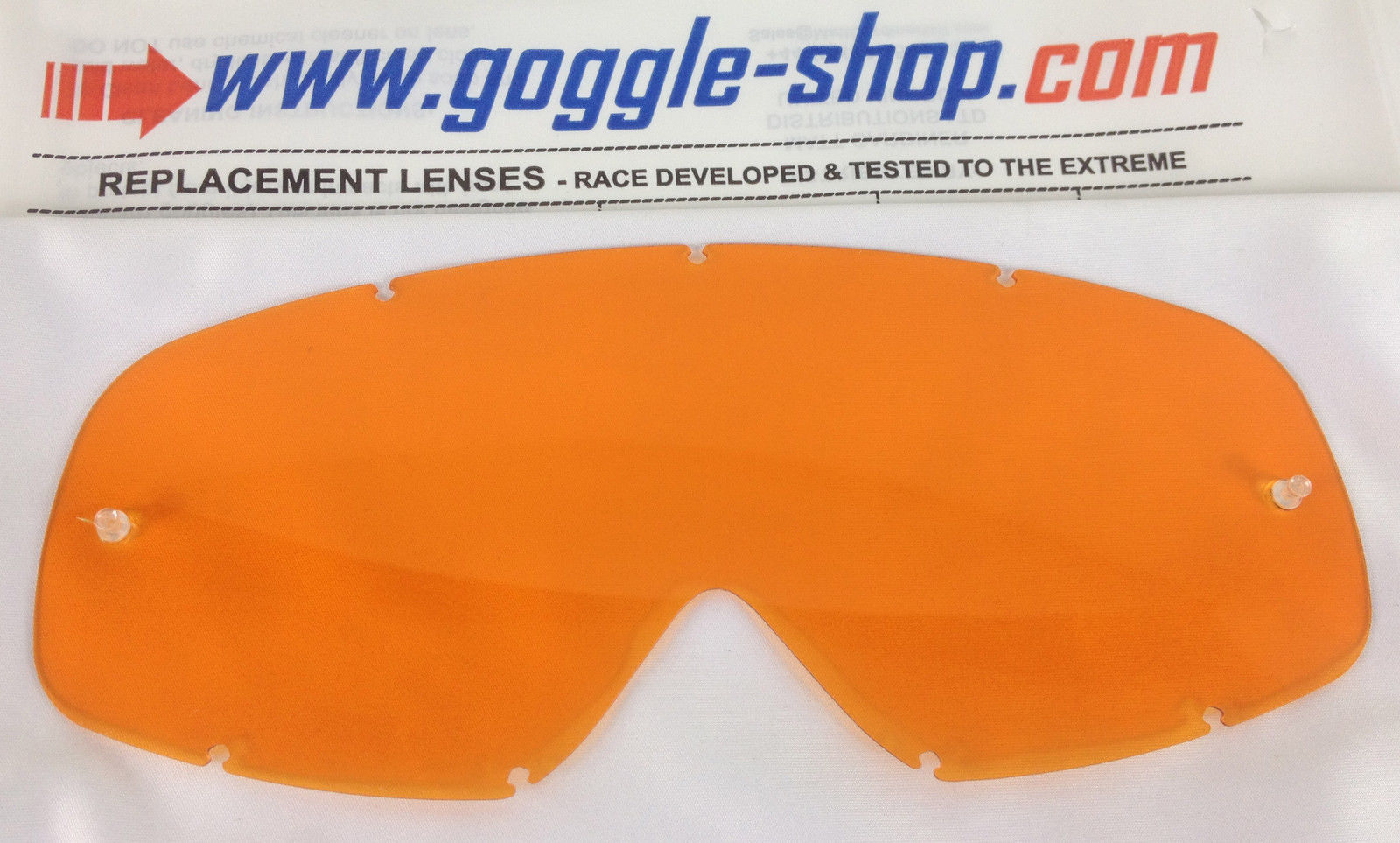 GOGGLE-SHOP REPLACEMENT LENS for OAKLEY O FRAME MOTOCROSS MX GOGGLES ...