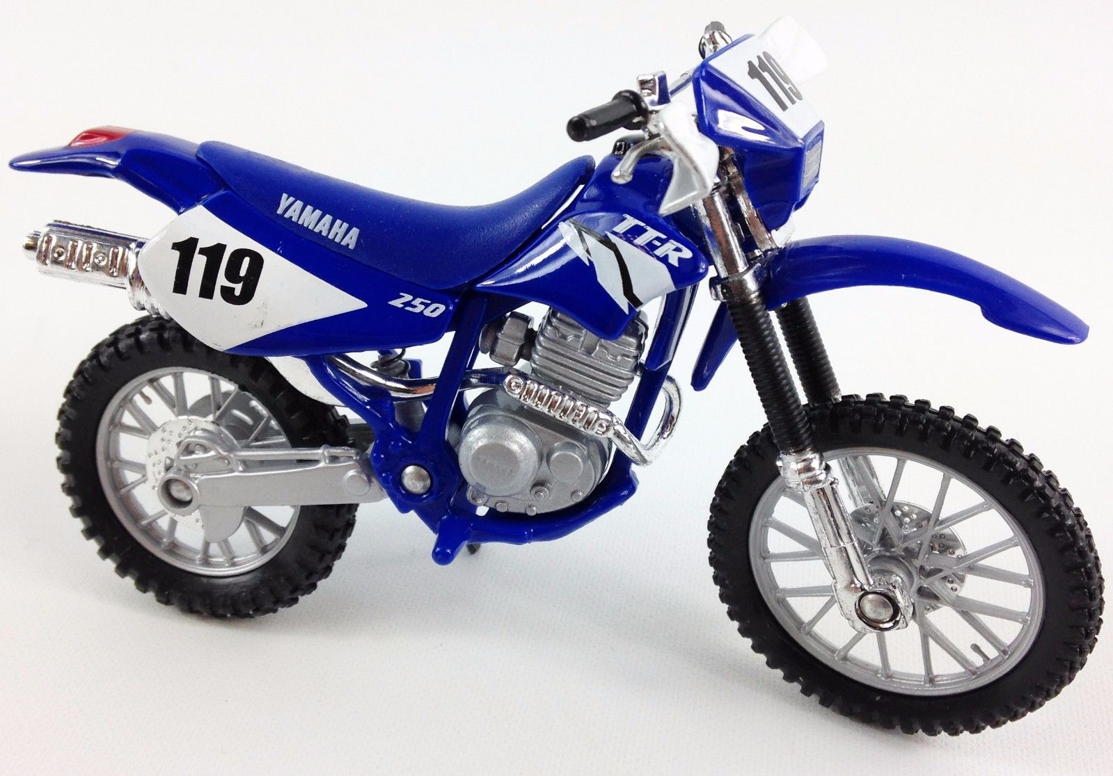 Yamaha ttr 250 1 18 diecast toy model motocross bike for Yamaha ttr 250