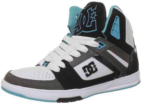 WOMENS DC SHOES trainers STANCE HIGH HI