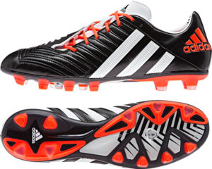 a3d0e74708b  Adidas Predator Incurza Rugby Football Soccer Boots Black Wht Infra Red  RRP £160