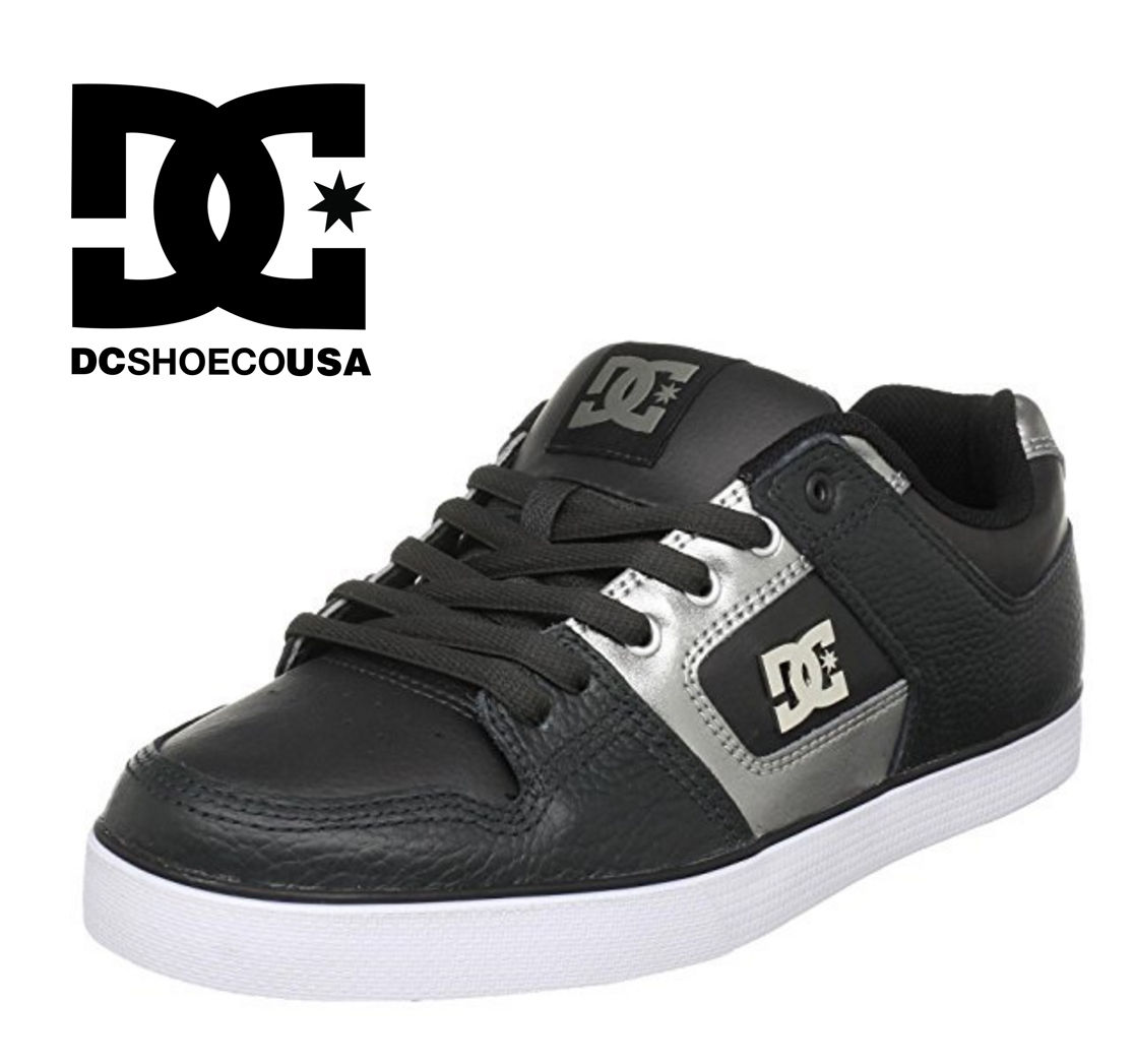 Limited edition DC SHOES mens PURE SLIM