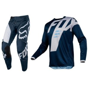 FOX RACING 180 MOTOCROSS MX KIT PANTS JERSEY – MASTAR NAVY