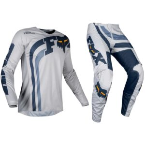 Fox Grey 180 Motocross Kit