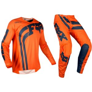 Fox Orange 180 Motocross Kit