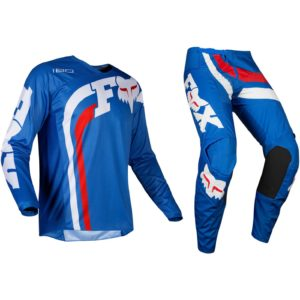 Fox Youth Cota Blue 180 Motocross Kit