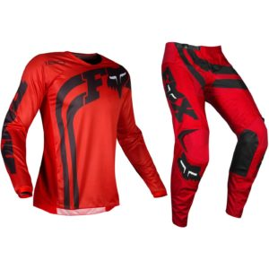 Fox Youth Cota Red 180 Motocross Kit