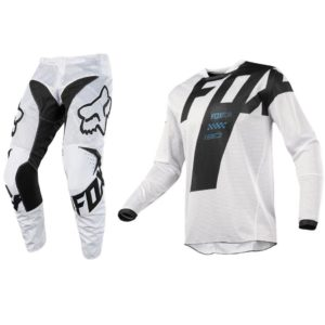 Fox Mastar Airline White 180 Motocross Kit