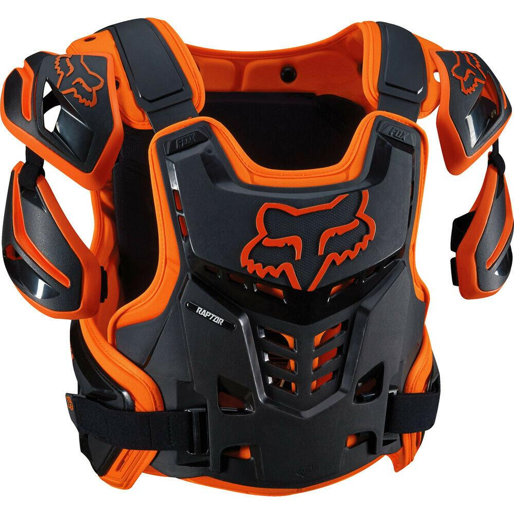 Fox Maxomorra Long Sleeved Body Vest