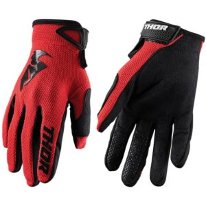 2019 THOR SECTOR MOTOCROSS / MTB GLOVES ADULT – RED