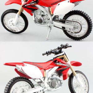 Honda CRF 450R – 1:12 Die-Cast Motocross Mx Motorbike Toy Model Bike