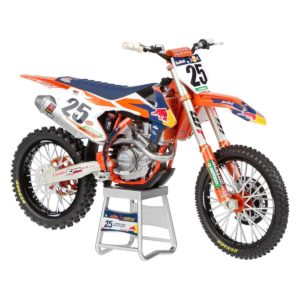 Marviun Musquin Red Bull KTM 450 SX-F 1:12 – Motocross Toy Bike