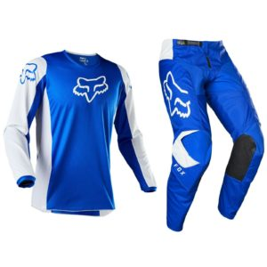2020 FOX RACING 180 MOTOCROSS MX BIKE KIT PANTS JERSEY – PRIX BLUE