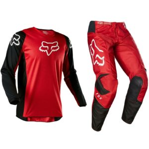 2020 FOX RACING 180 MOTOCROSS MX BIKE KIT PANTS JERSEY – PRIX FLAME RED