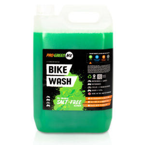 Pro Green Bike Wash 5L Cleaner MX Motorcycle Motocross Cycle MTB Enduro E-Bike