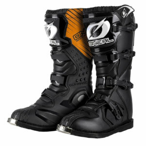 2021 ONEAL RIDER ADULT MOTOCROSS BOOTS – BLACK