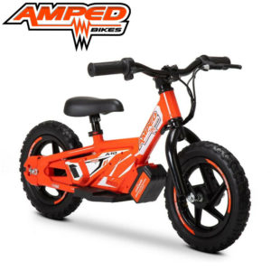 Amped A10 Electric Kids Balance Bike Battery 18v 5.2ah 100w - Orange