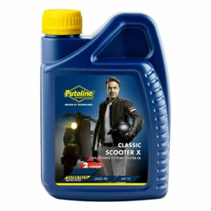 Putoline Classic Scooter X High Performance Fully Synthetic 2 Stroke Oil 1L