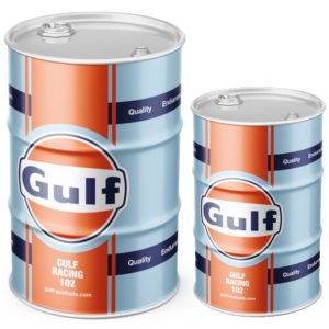 Gulf Race Fuels Racing 102 (25 Litre and 50 Litres)